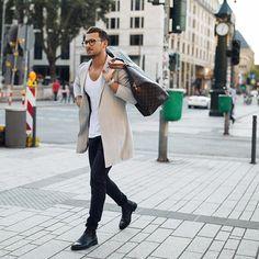 Men's Casual Inspiration #7   MenStyle1- Men's Style Blog