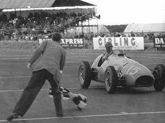 F1 GP #20 - British GP 1952 - Ferrari 500 - Alberto Ascari