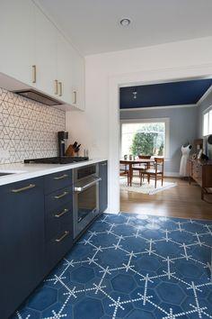 Modern, Dreamy Kitchen Design