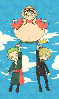 One Piece Chibi, Zoro One Piece, Manga Anime One Piece, One Piece Comic, One Piece Fanart, Anime Manga, One Piece Pictures, One Piece Images, Nico Robin