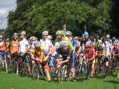 13-365 Spoilt For Choice On Todays Photo  - Photo a Day Project.  #PhotoADayProject #365project #CycloCross #WMCCL