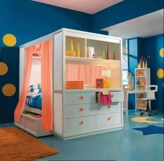 Redo your childrens room