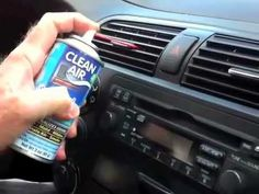 Use Clean Air Duct Treatment to chemically neutralize odors in your car, truck or suv. Clean Air™ is a unique three-phase formula that first travels througho. Car Cleaning Hacks, Deep Cleaning Tips, Car Hacks, Cleaning Solutions, Interior Design Courses Online, Interior Design Programs, Clean Air Ducts, Car Upholstery, Trends 2018