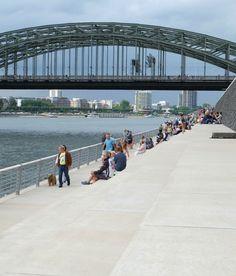 Rheinboulevard Köln | was eigenes
