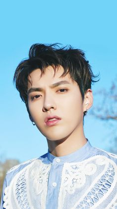 My Possessive Boyfriend ▪ Kris Wu Kris Wu, Chanyeol, Rapper, Wu Yi Fan, Exo Korean, Kim Hanbin, Kim Junmyeon, Fandom, Exo Members