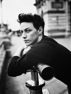 james mcavoy - I can't get enough... he's so amazing...