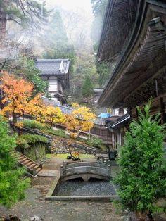 Eiheiji Zen Temple, Fukui, Japan
