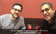 Fab breakfast mtg w/ Jon Edgar an #HR specialist in #Toronto helping every #business find the best 'fit' via a really cool assessment tool.  I coached him about #sales #marketing #socialmedia and building thought leadership. I look forward to seeing what we can accomplish together.  #coach #mentor #entrepreneur #smallbiz #leadership #career #motivation #goals #instadaily