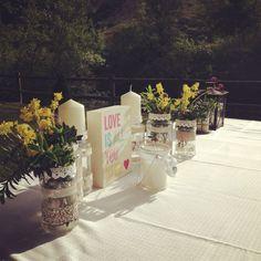 Decoraciones de mesas preciosas para bodas con nuestros encajes adhesivos, fabric y washi tapes es lo que escogió Miriam en nuestra shop! www.lamarimorenacreativos.bigcartel.com