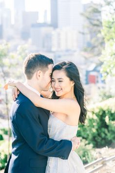 City Engagement Photos, Engagement Session, Beautiful Bride, Beautiful People, Palace Of Fine Arts, Rose Photography, Satin Dresses, How To Take Photos, First Photo