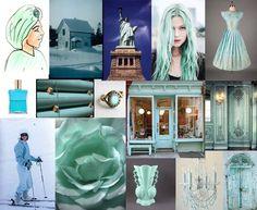 Julie Howlin Aura Soma Inspiration equilibrium bottle #62 Maha Chohan, the great teacher pale turquoise