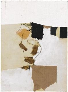 PAGINA By Alberto Burri ,1953