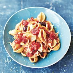RECIPE! Jamie Oliver's Puttanesca, from Save with Jamie.