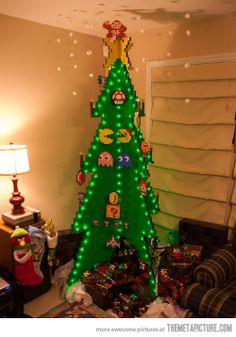 8-bit Christmas Tree…