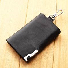 ==> [Free Shipping] Buy Best free shipping new fashion brand women's men's unisex keys wallets car keys coins bag purse 100% genuine cow leather wholesale Online with LOWEST Price