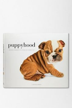 omg a book about puppies. ONLY puppies.