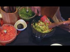 Best Tableside Guacamole | Rosa Mexicano | Fine Dining Restaurant | Best Mexican Food