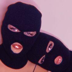 Sister Wallpaper, Girl Gang Aesthetic, Thug Girl, Sister Pictures, Gangsta Girl, Mask Girl, Tumblr Wallpaper, Aesthetic Iphone Wallpaper, Nice Body
