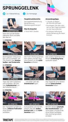 Fitness Workouts, Yoga Fitness, Fitness Motivation, Health Fitness, Kinesio Tape, Kinesiology Taping, Bunion Remedies, Massage Tips, After Workout