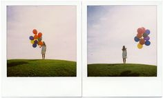 balloons and grassy knolls. heck yes.