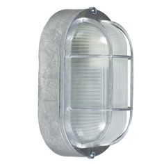"""Large Amidships Bulkhead Wall Mount, GalvanizedSmall Shade Size: Width 7 ¾"""" x Height 4 ¼"""" x Depth 3 ¾"""" Large Shade Size: Width 10 ¾"""" x Height 6 ½"""" x Depth 3 ¾"""" - See more at: http://www.barnlightelectric.com/wall-sconce-lighting/nautical-marine-sconces/admidships-bulkhead-wall-mount-light-fixture.html#sthash.2Y6PH2OV.dpuf"""