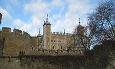 "The Tower of London.  Last ""home"" to Saints (St. Thomas More) and villains."