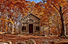 Little ancient church in wood, above Lago Santo (Abetone, Italy) | by Gianluca Presto on 500px