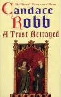 """Read """"A Trust Betrayed (Margaret Kerr Trilogy: Book by Candace Robb available from Rakuten Kobo. It is the spring of and young wife Margaret Kerr is desperately afraid. Her merchant husband Roger has been missin. Book 1, This Book, Death Knight, Blood Brothers, Every Day Book, Agatha Christie, Betrayal, Book Recommendations, Audio Books"""