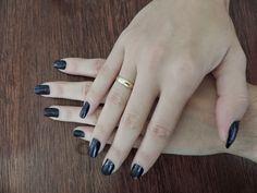 Ingrid.com: Unhas da semana: Azul Marinho