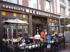 Great #chocolate destinations in the Boston area, New England:  http://visitingnewengland.com/chocolate_new_england.html.