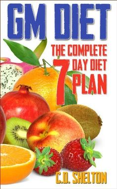 9 Best Gm Diet Plan Images On Pinterest