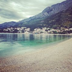 Baska Voda in Croatia