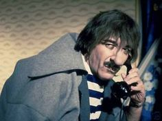 Peter Sellers as Hunchback in Pink Panther