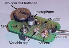 Spy Circuits