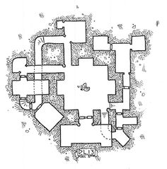 [Tuesday Map] Skyrae's Oubliette