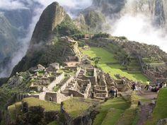 Peru - Manchu Picchu