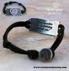 This is a good reminder.. life is surely bringing us bigger and better things. Amen. Trustyourjourney.com
