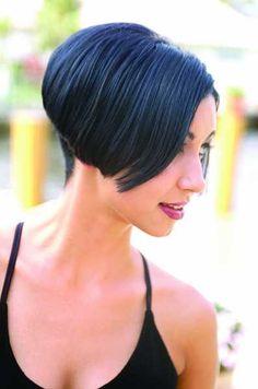 HairTalk®: Hair Talk > General Hair Talk > picutes short bob, buzzed nape wanted > Page 1