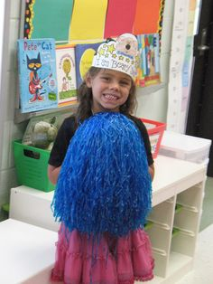 Mrs. Morrow's Kindergarten: Beginning of the Year - Student of the Day!