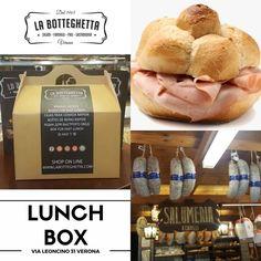 Cosa ci mettiamo nella lunch box? Fatti consigliare o scegli tu...