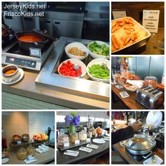 7 Things to do with Kids in the Hong Kong International Airport - Jersey Kids. Food at the Plaza Lounge.