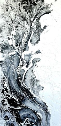 black and white marble texture / graphic design inspiration