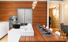 japanese style kitchens