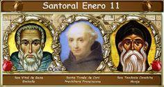 Vidas Santas: Santoral Enero 11