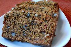 Pumpkin Bread (Lactose-Free).