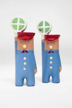 Libuše Niklová  | vintage toys - mid century kids design