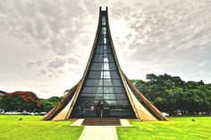 Pei's Luce Memorial Chapel in Taiwan Sacred Architecture, Church Architecture, Religious Architecture, Classical Architecture, Amazing Architecture, Landscape Architecture, Proportion Architecture, Taichung Taiwan, Brewery Design