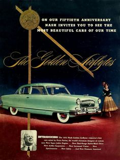 1952 advertisement for NASH