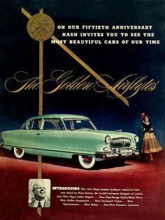 1952 advertisement for NASH