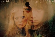 The Three M's ~ Morgause, Morgana, and Mordred